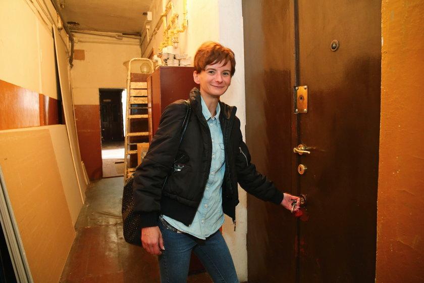 Aleksandra dostała pracę i mieszkanie