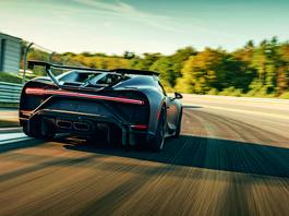 Bugatti Chiron Pur Sport – nazywają je rakietą