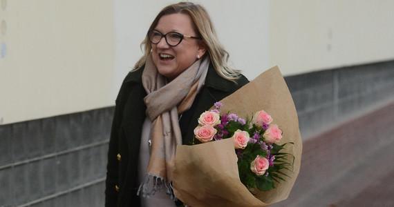 """Imieniny """"pani Basi"""", sekretarki Jarosława Kaczyńskiego [ZDJĘCIA]"""