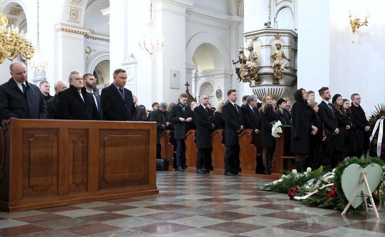 Andrzej Duda, Piotr Gliński, Wojciech Kolarski