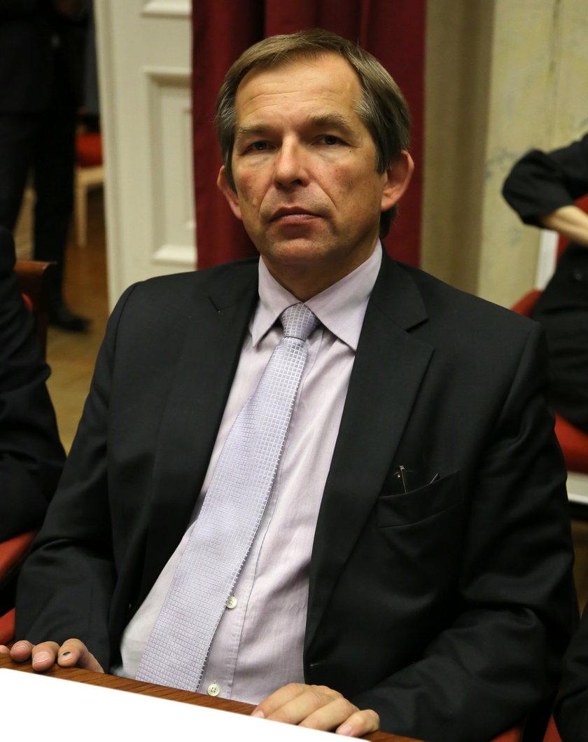 Piotr Kalbarczyk, stołeczny radny