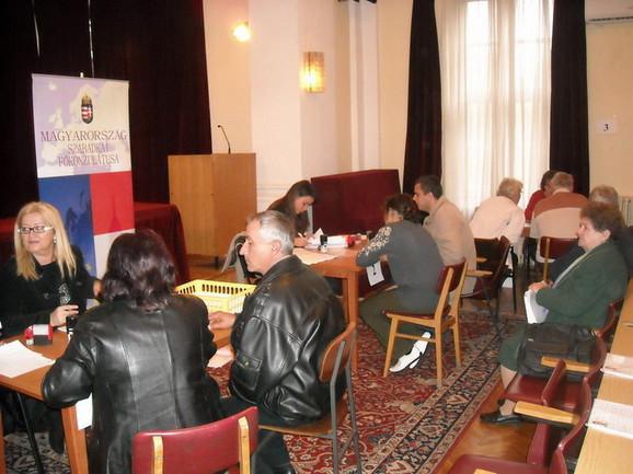 Prijem zahteva za mađarsko državljanstvo u Opštini Ada