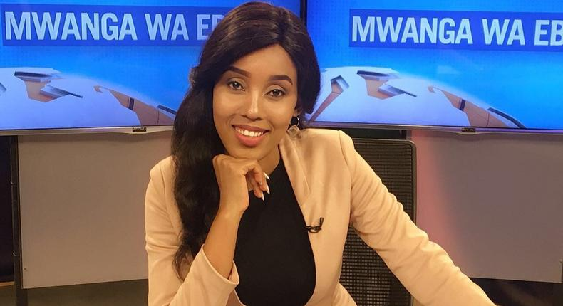 This is what this TV personality did for her Fans on Mashujaa day
