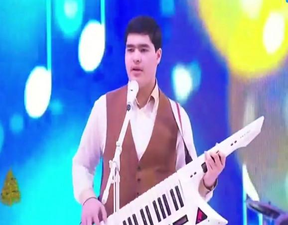 Unuk predsednika Turkmenistana