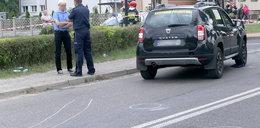 Auto wjechało w pielgrzymów. Kilkanaście osób rannych