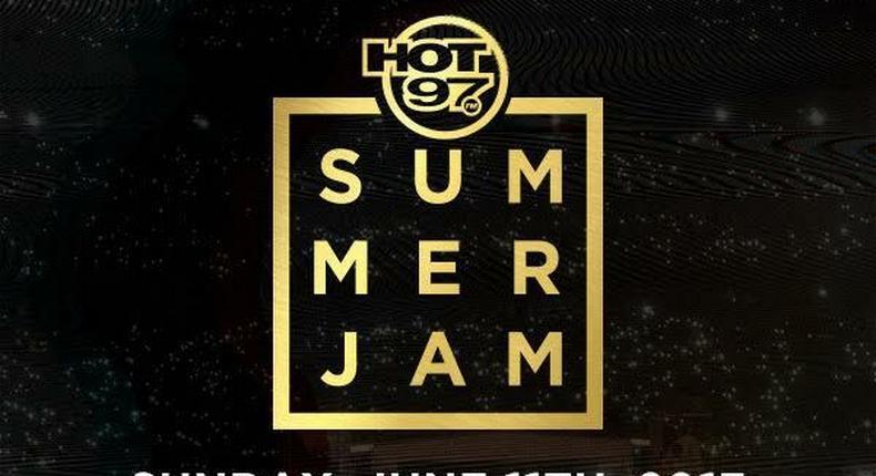 2017 Summer Jam.