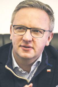 Krzysztof Szczerski sekretarz stanu w Kancelarii Prezydenta RP