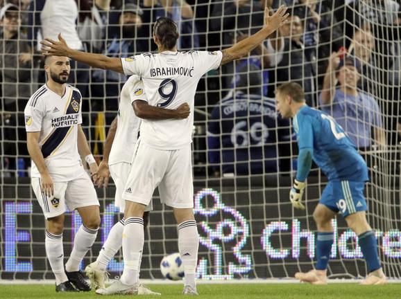 Zlatan Ibrahimović, uvek u centru pažnje