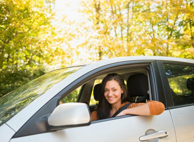 Ženama nakon porođaja ništa ne pada teško, pa ni vožnja