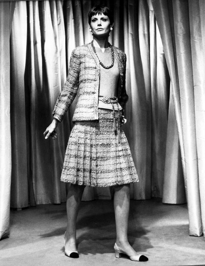 Prvi model cipela: Pariz, 1957. godina