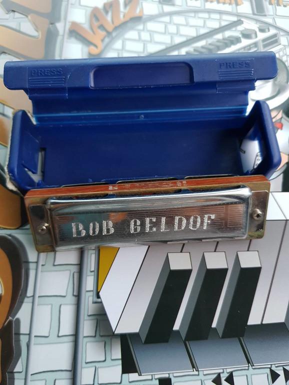 Usna harmonika Boba Geldofa