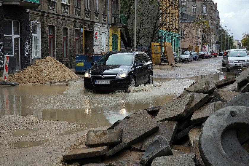 Łódź remontuje