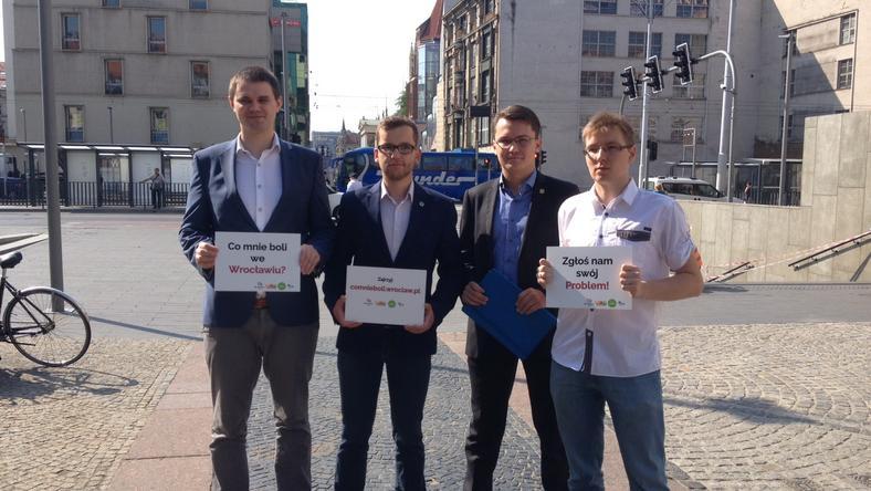 Wrocław: miejscy aktywiści ruszają z nową platformą