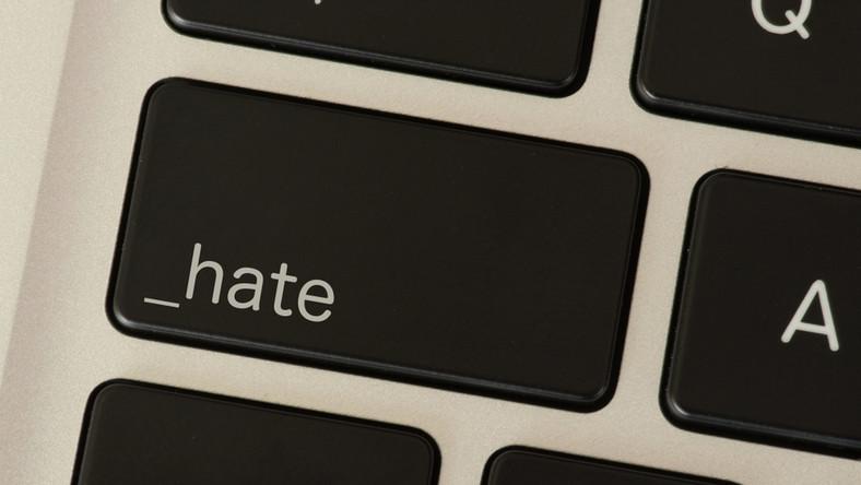 hejt, mowa nienawiści, internet