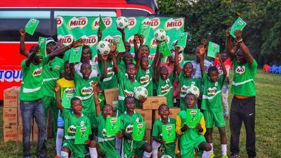 Milo U-13 Champions League: St. Joseph Int. School crowned Zone 2 champions