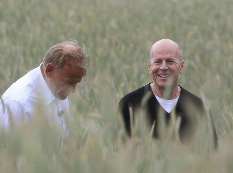 Co Bruce Willis robił w Polsce?
