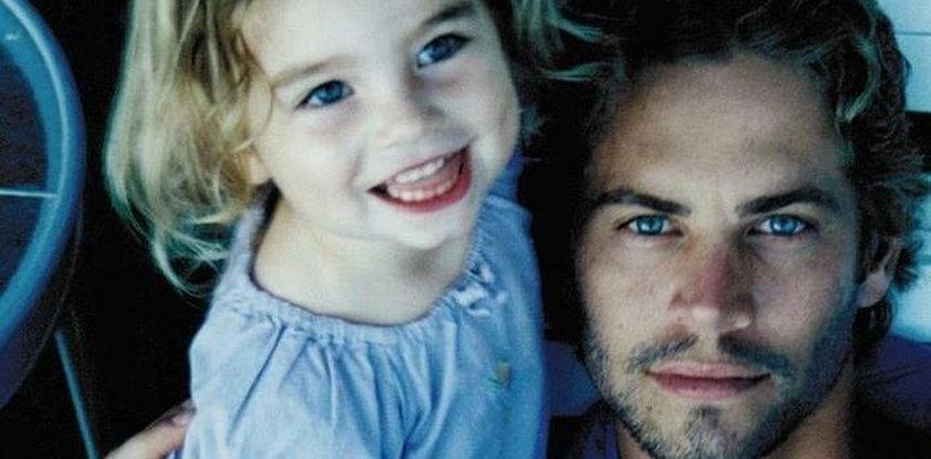 Córka Paula Walkera pokazała prywatne nagranie. Film ze zmarłym aktorem wyciska łzy