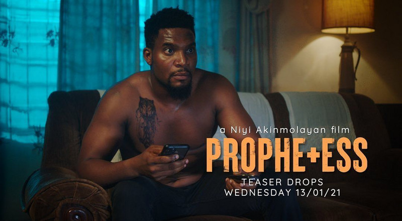 Toyin Abraham unveils the teaser for 'Prophetess' directed by Niyi Akinmolayan