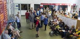 Tłumy po zaświadczenia na wybory