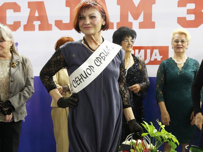 Ovo je najlepša baka Srbije! Pogledajte kako izgledaju penzionerke koje ne priznaju godine