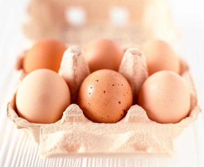 Jaja su odličan izvor vitamina i zdravih masnoća