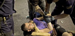 Lewacy zaatakowali katolików w Madrycie. Są ranni!