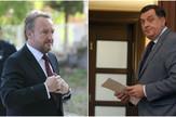 Bakir Izetbegovic Milorad Dodik