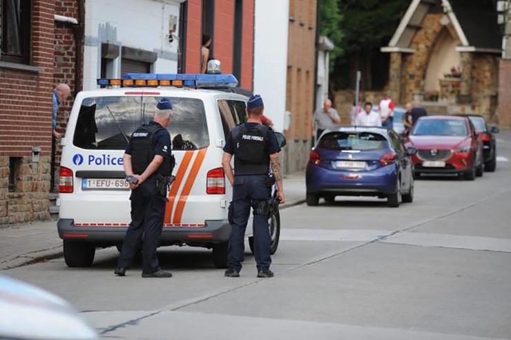 Policija-Belgija