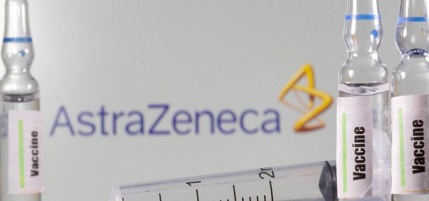 Zanieczyszczenia w szczepionce firmy AstraZeneca?