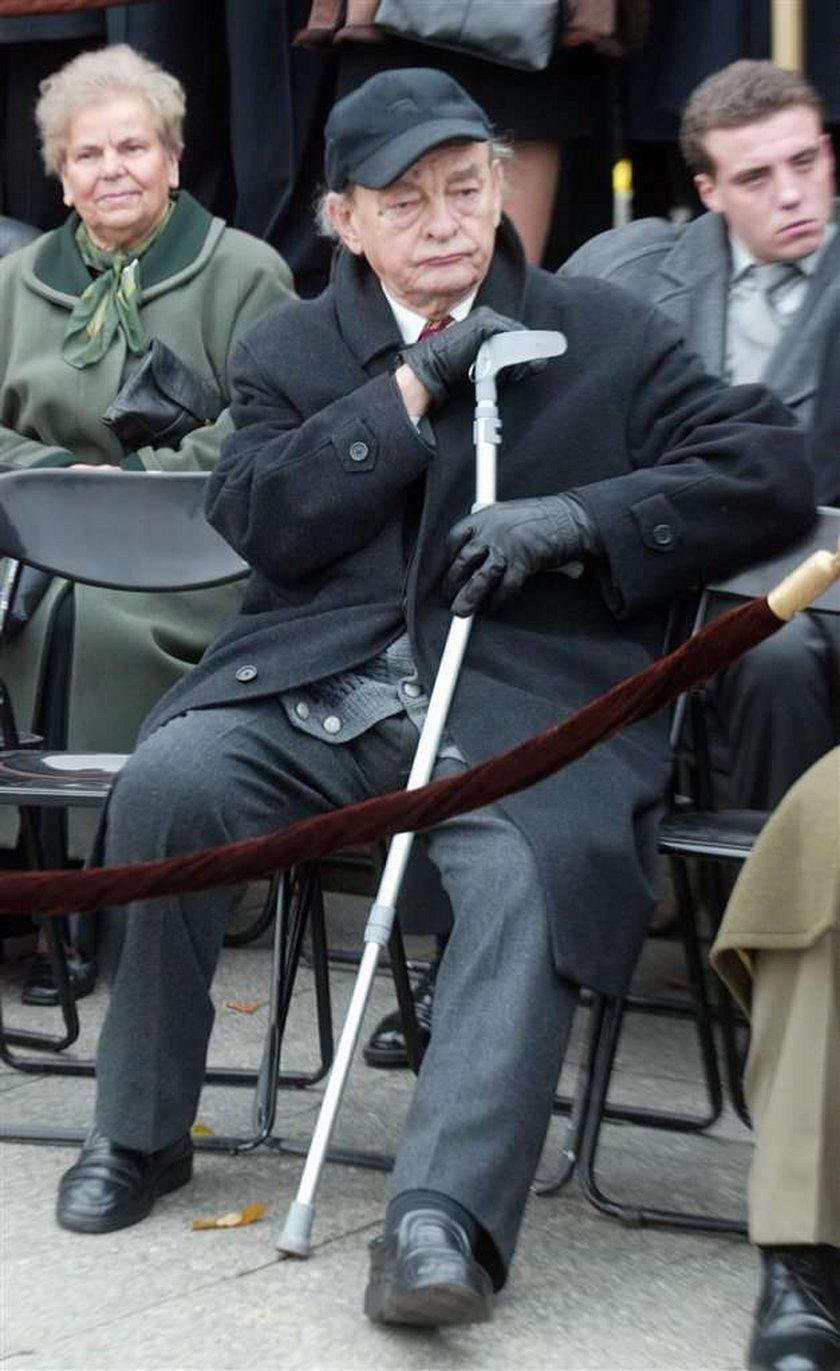 Znany więzień Auschwitz grał hitlerowców