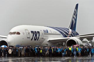 Pierwszy Boeing 787 trafił do właściciela