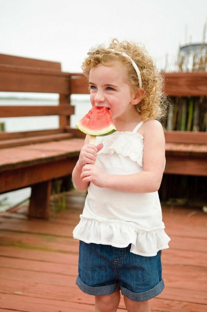 Lubenica je savršena zamena za slatkiše...