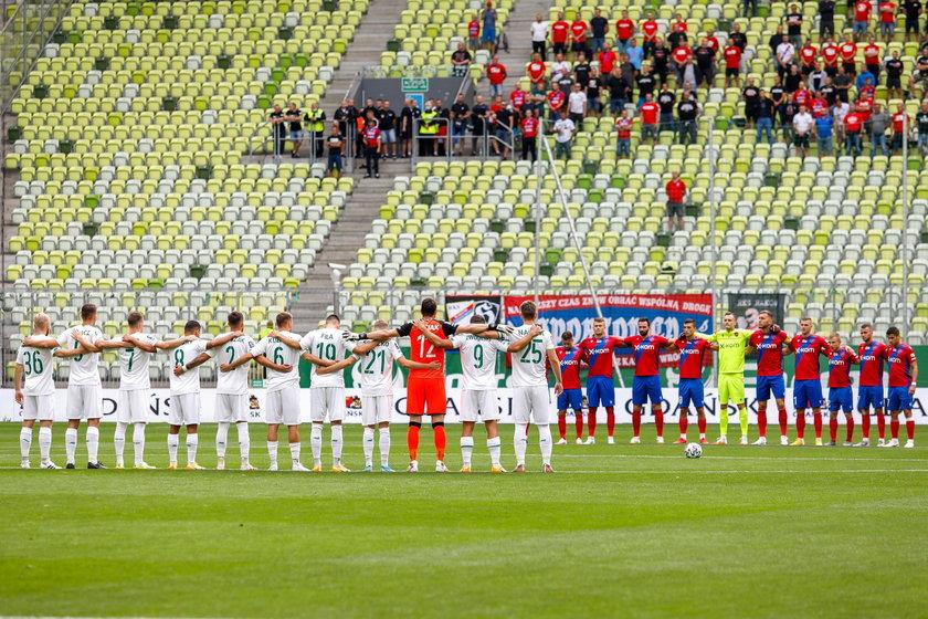 Polski futbol żegna Diego Maradonę