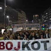 """PROTEST """"1 OD 5 MILIONA"""" Napuštanje Skupštine i bojkot su dva najveća politička aduta"""