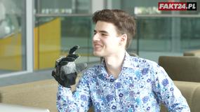 Student z Białegostoku wstrząśnie światem przed 30