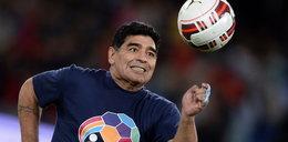 Pijany Diego Maradona wywołał burdę w chorwackim kurorcie! WIDEO