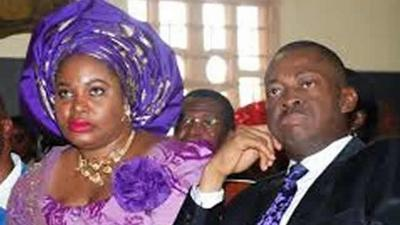 I left my matrimonial home for fear of my life – Ex-Governor Chime's wife
