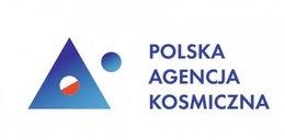 Internauci wyśmiali logo Polskiej Agencji Kosmicznej