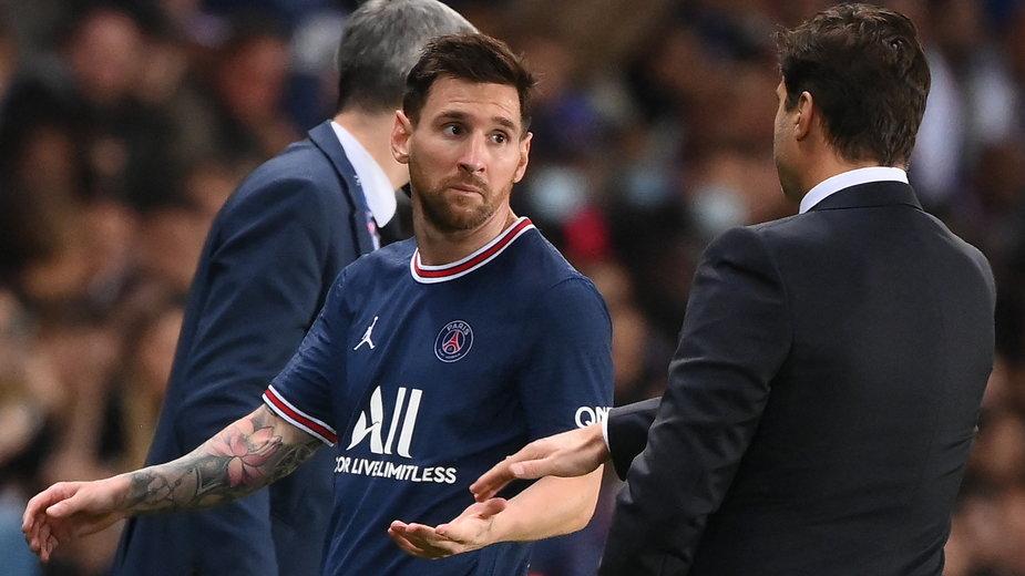 Leo Messi nie podał ręki Mauricio Pochettino