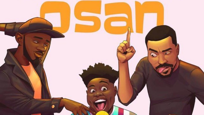 Teni and DJ Coublon feature on 'Osan' by Fiokee. (FiokeeVEVO)