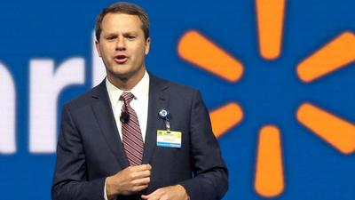 Walmart's CEO won't commit to requiring masks in all stores — but says it's 'on our minds' (WMT)