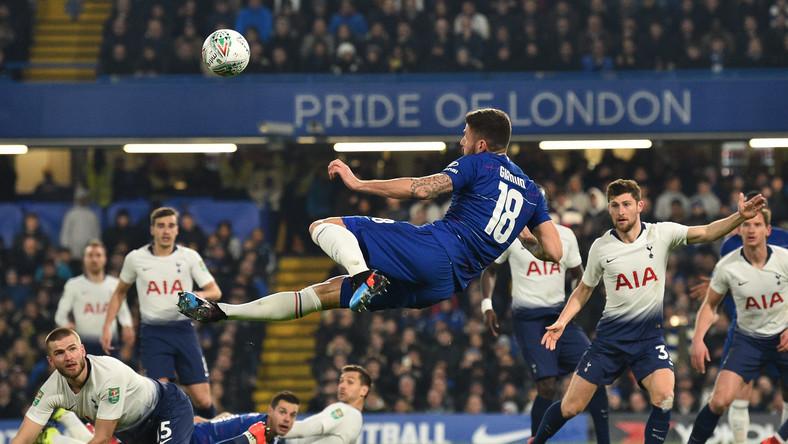 38b22fbe0 Chelsea - Tottenham w Pucharze Ligi Angielskiej - wynik i relacja ...