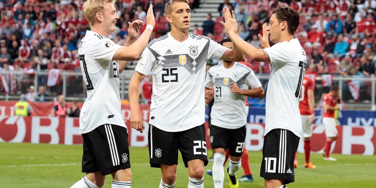 Niemcy Korea