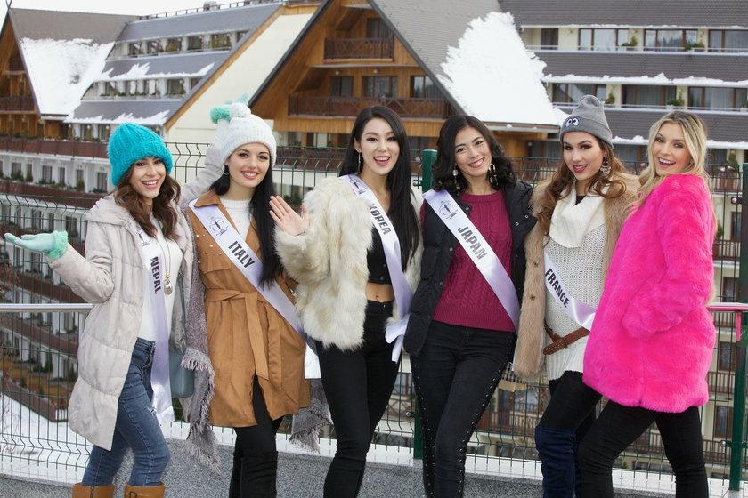 Kandydatki na Miss Supranational 2018