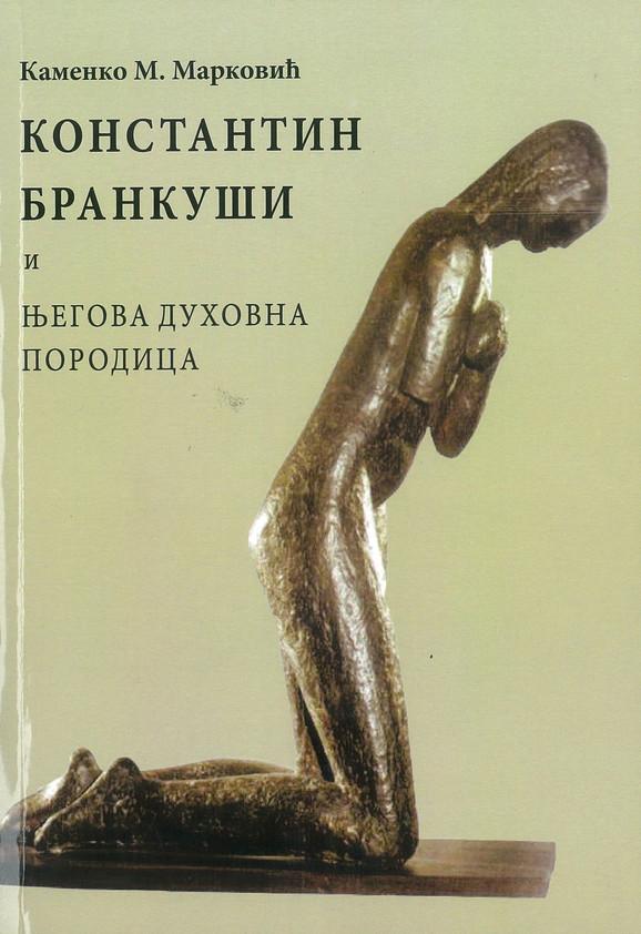 Prof. dr Kamenko Marković je objavio tri knjige o Konstantinu Brankušiju