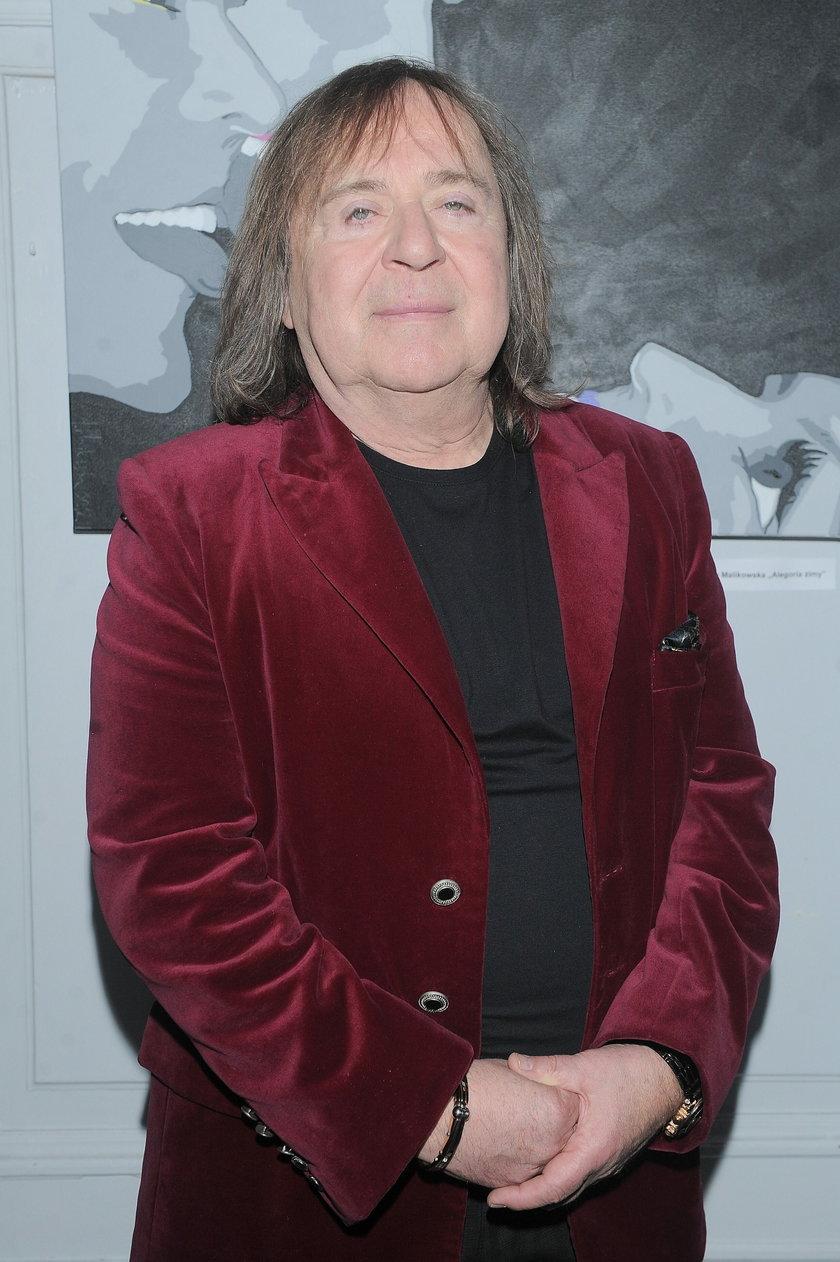 Romuald Lipko w lutym 2013