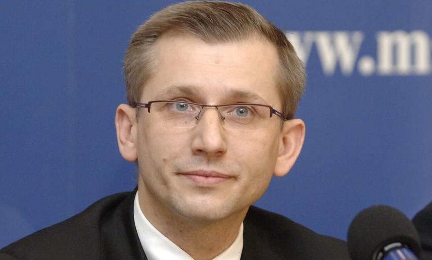 Człowiek Kaczyńskiego w... rządzie Tuska