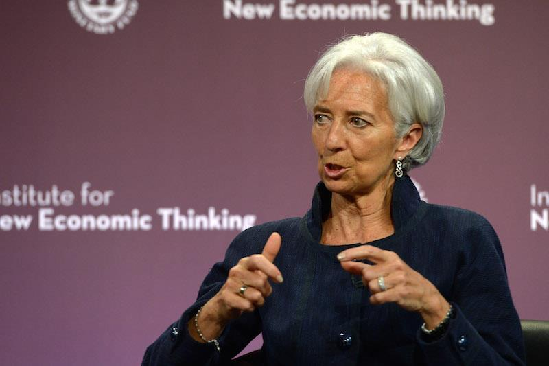 6. Christine Lagarde (Francja)