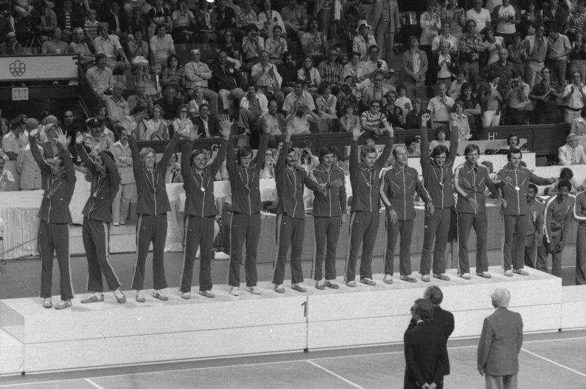 Tylko raz polscy siatkarze stali na olimpijskim podium.