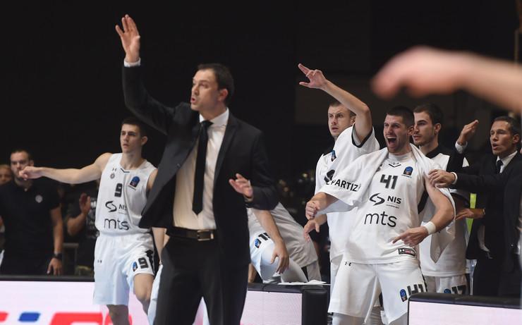 KK Partizan, KK Zenit